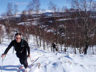 powder tree skiing on Rothiemurchus and the Cairngorm plateau march 2010 | by Full On Adventure