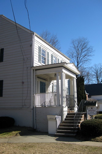 Nj Rockaway Colonel Joseph Jackson House Rockaway