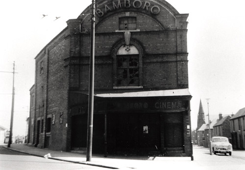 578635:Bamborough (Bamboro') cinema Union Road Byker Unknown c.1963