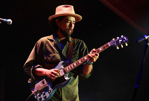 Jackie Greene w/ The Black Crowes | by Telluride Blues & Brews Festival