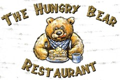 Hungry Bear 001