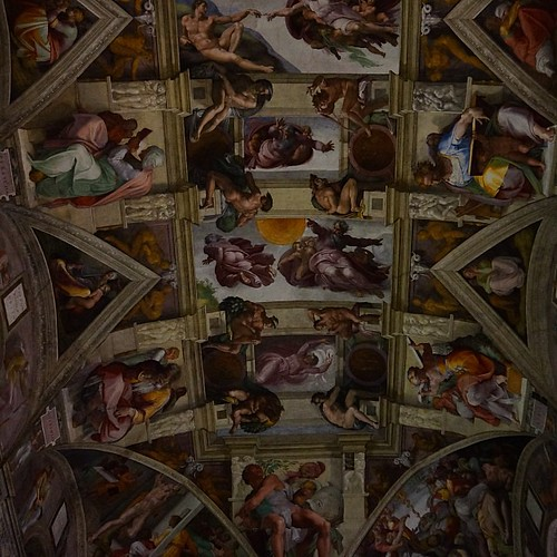 The Most Famous Paintings In Vatican Museum Richard Li