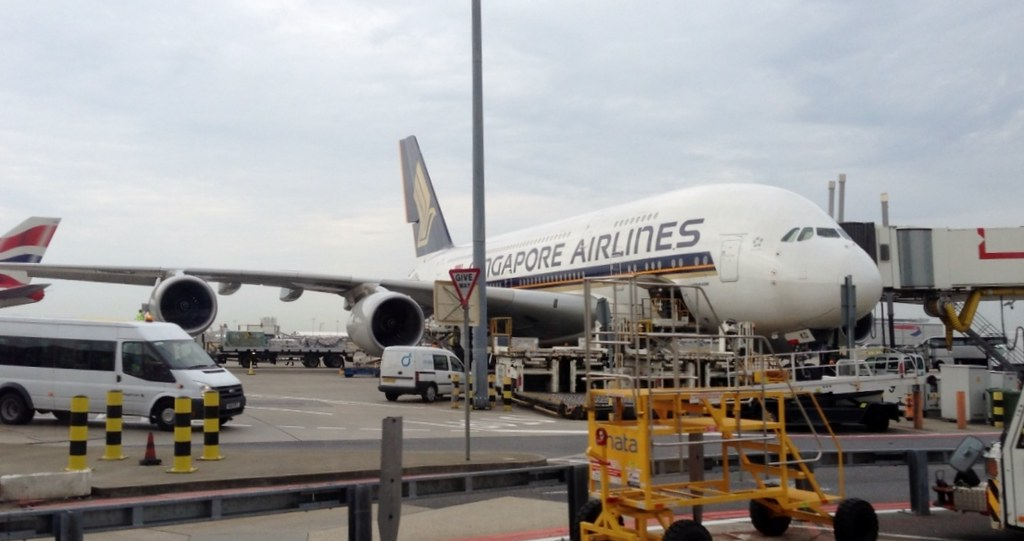 Review Of British Airways Flight From London To Dublin In