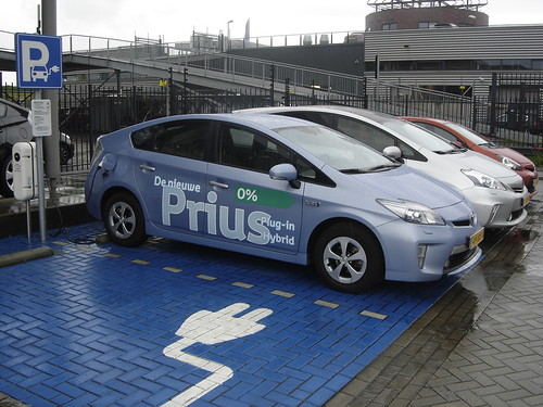 2012 Toyota Prius Plug-in Hybrid | by harry_nl