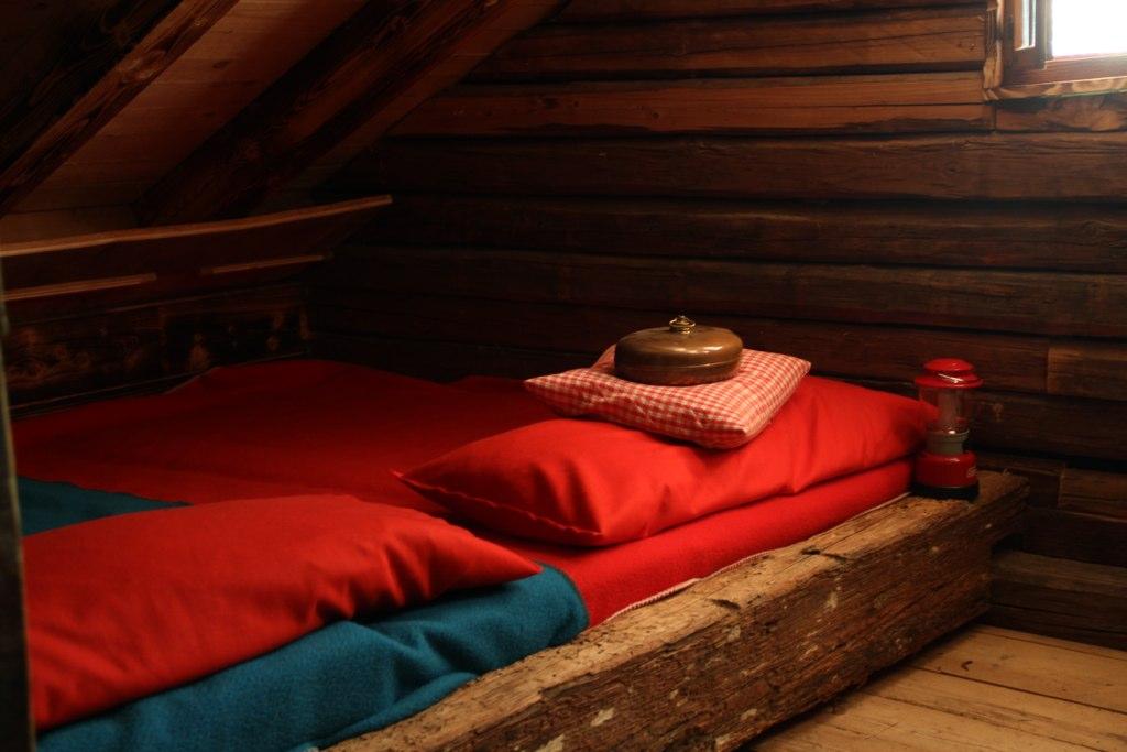 Bilder von der Hütte