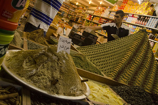 Souk in the Moslem Quarter of Jerusalem's Old City | by World Bank Photo Collection