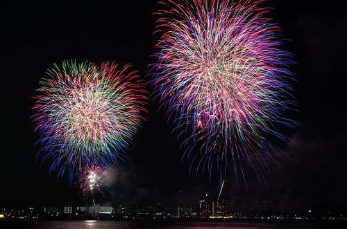 Kobe Fireworks 2014 03