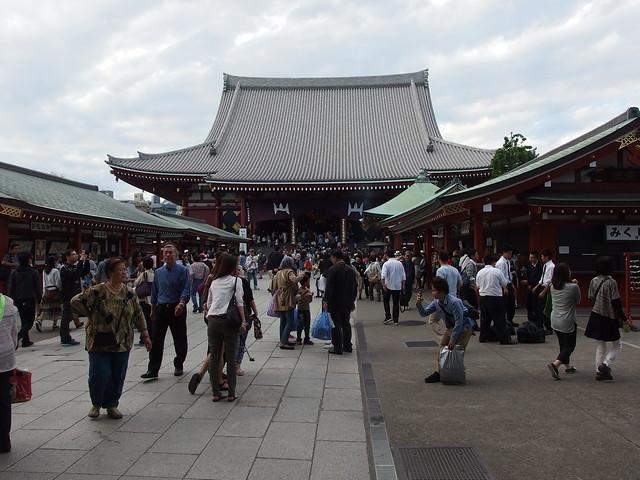 Senso-ji Temple @ Asakusa Tokyo things to do