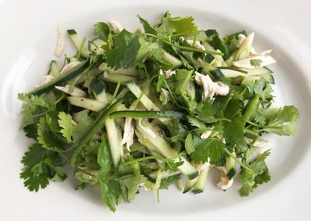 Tiger salad