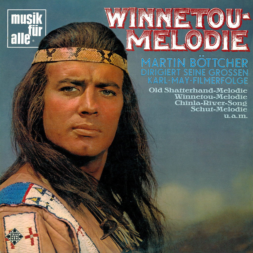 Martin Böttcher - Winnetou Melodie