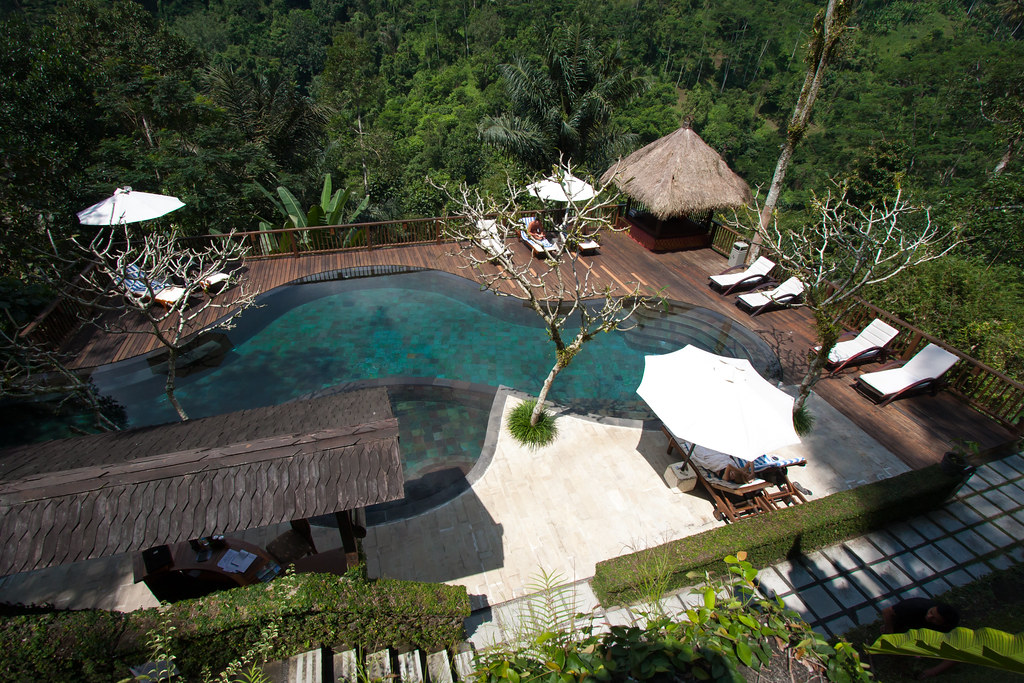Au Nandini Bali Jungle Resort