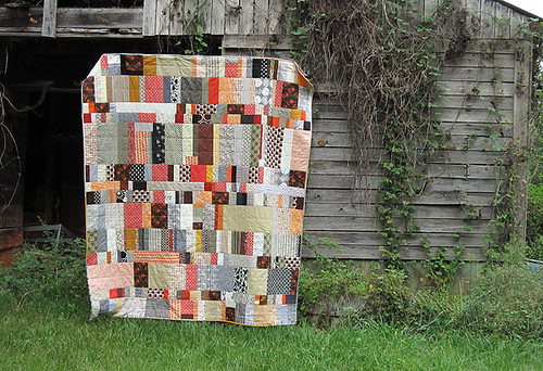 Autumn Air quilt for Daniel