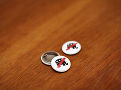 Campaign Buttons | by Dom Dada