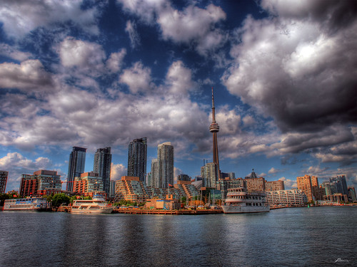 toronto | by paul bica