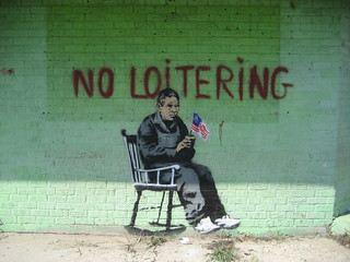 No Loitering Aug 2008 | by Infrogmation