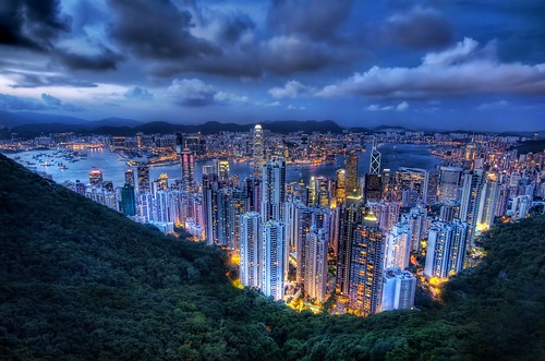 The Megopolis Hong Kong - What Happens Around Dusk | by Stuck in Customs