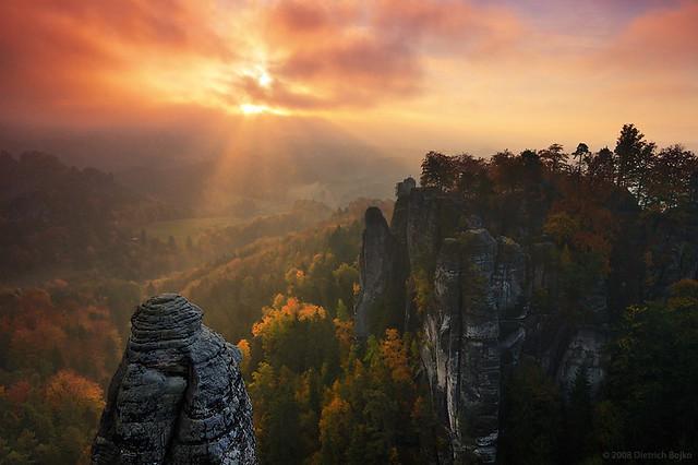 Light and Rocks