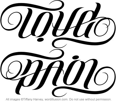 love pain ambigram v 1 a custom ambigram of the wor flickr. Black Bedroom Furniture Sets. Home Design Ideas