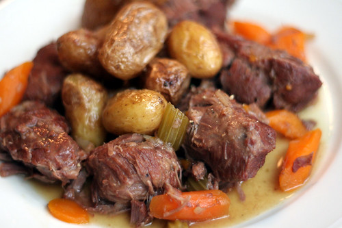 pig cheeks | by David Lebovitz