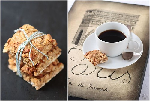 Breakfast Thoughts: Lavender Oatmeal Squares | by tartelette