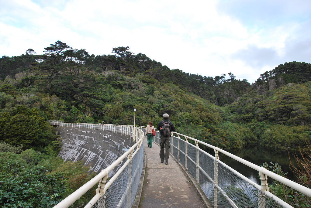 Wellington - Karori Wildlife Sanctuary - New Zealand