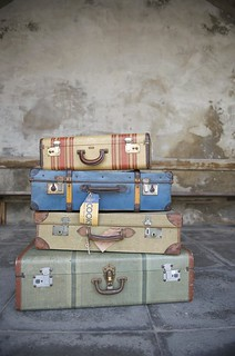 Parmiter Antiques Southsea Luggage | by geishaboy500