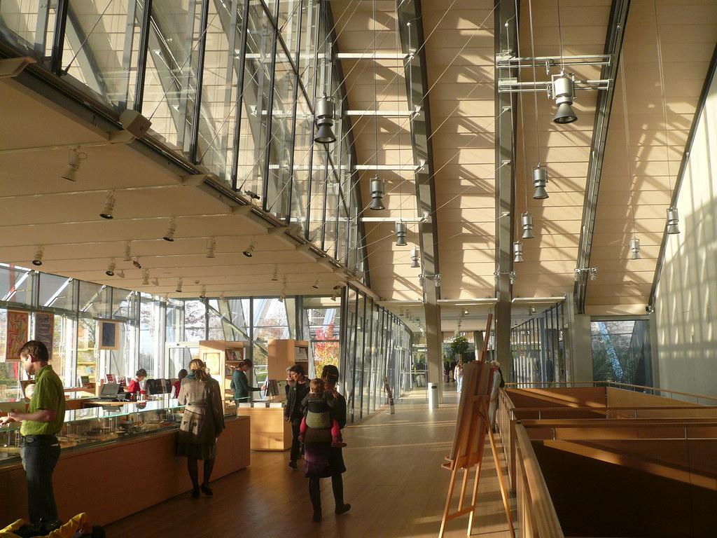 Paul Klee Zentrum - Bern