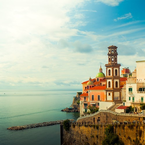 Landscape / Italy / Amalfi | by ►CubaGallery