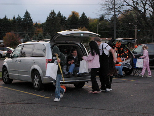 Trunk or Treat 2008 | by david_s_carter