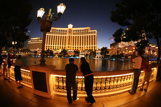 Vegas at night | by Robert Scoble