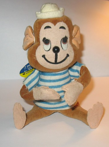 Vintage Monkey  Dream Pet, made in Japan | by bird static