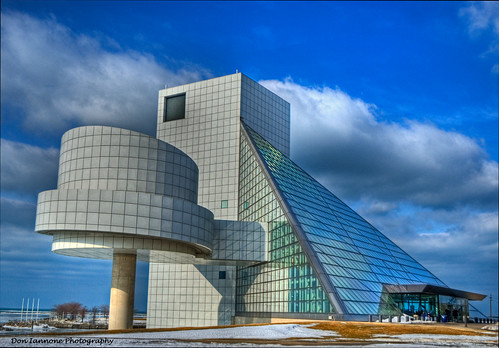 Rock & Roll Hall of Fame & Museum | by Don Iannone