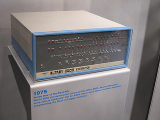 Altair 8800 | by /dave/null