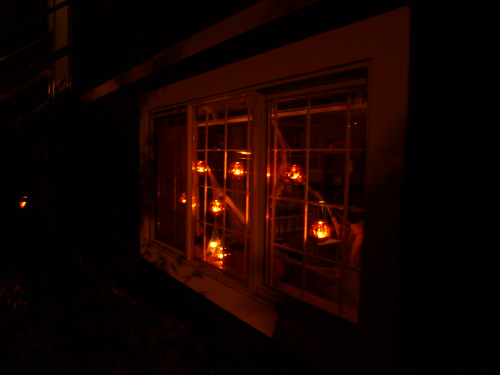 Halloween Window | by Carrie jones