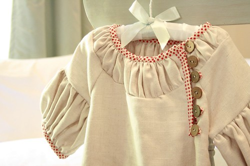 village frock close up | by pinkpicketfence