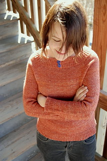 birthday sweater | by knitting school dropout