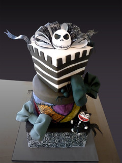 nightmare boxes | by Tuff Cookie cakes by Sylvia