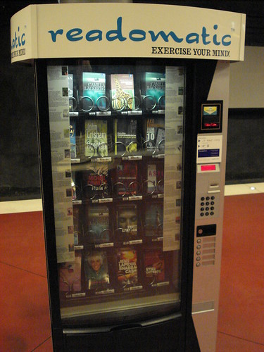 Book vending machine! | by jblyberg