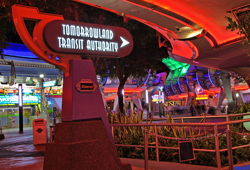 Tomorrowland Transit Authority | by Tom.Bricker