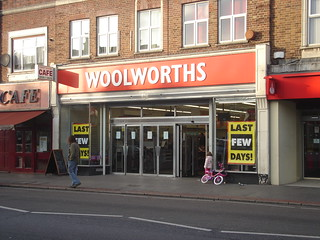 Woolworths in Addiscombe. Now Sainsburys! | by danny mclaughlin