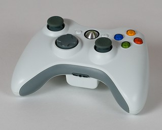 Xbox 360 Controller | by benjamin-nagel