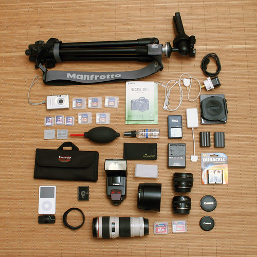 Camera Equipment for South East Asia Trip | by @bdthomas
