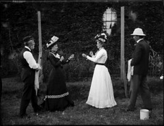 Two women boxing | by Powerhouse Museum Collection
