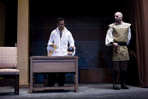 an analysis of the characters in the lion in winter a play by james goldman Long before the term dysfunctional was commonly applied to families, james goldman gave the world a glimpse of this age-old phenomenon by creating for the stage the members of england's original plantaganet family: king henry ii, eleanor of aquitaine, and their sons although best known for this play, the lion in.