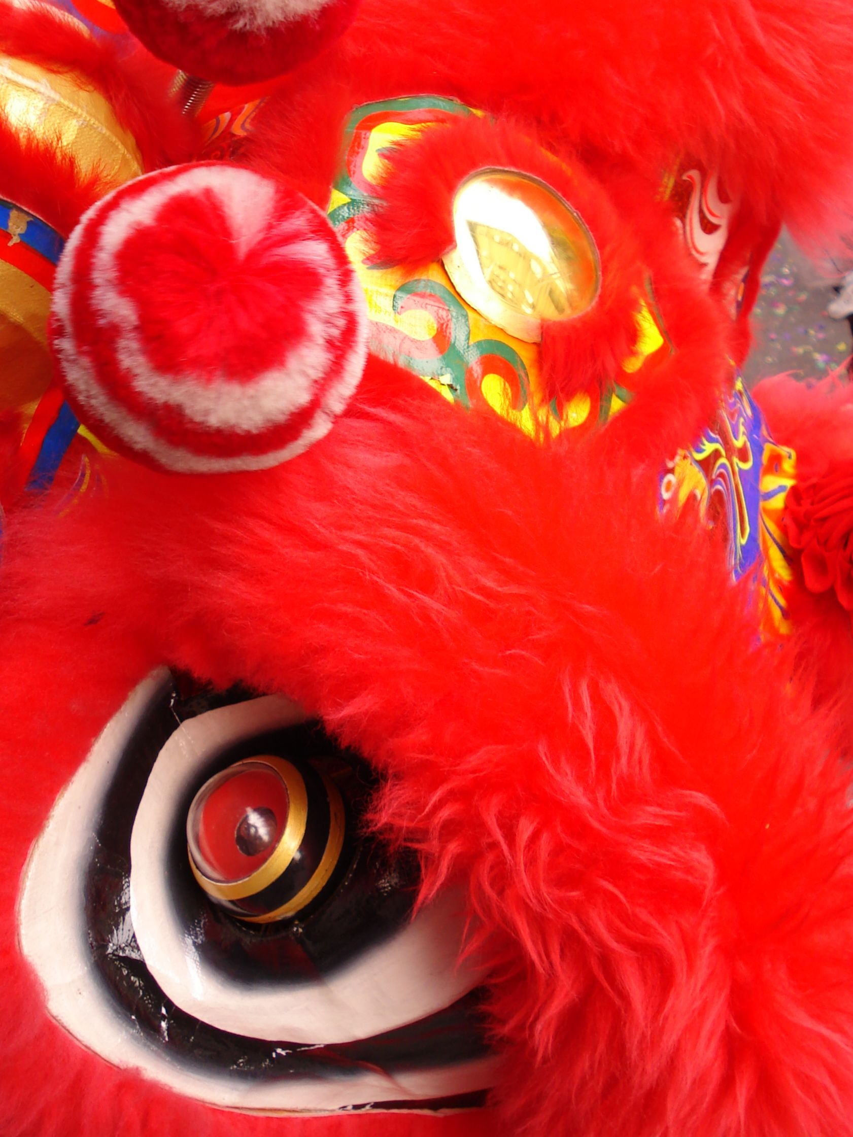 Lunar New Year, Chinatown, NY