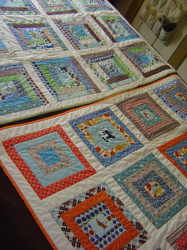 Twin Baby Boy Quilts | by alissahcarlton