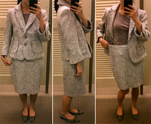 AnnTaylorSuitBefore | by ExtraPetite.com