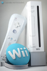Win a Wii | by Bakerella