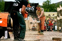 Stihl Timbersports Competition | by Mike Bradshaw Photo-Video
