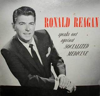 ronald-reagan-socialized-medicine | by supak